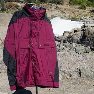 Like new Nordica ski jacket parka size L